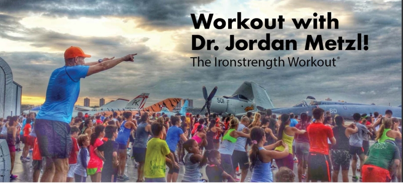 Dr. Jordan Metzl IronStrenth workout